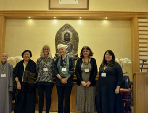 "Report: Academic workshop on ""Buddhist Women: Practitioners and Teachers Past and Present"""