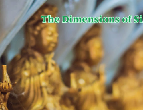 Event: The Dimensions of Silence in Buddhism with Susan Gillis Chapman