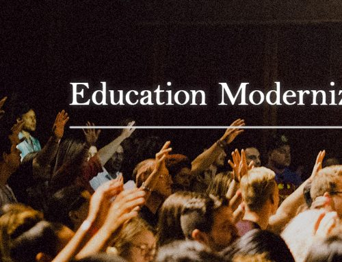 Lecture: Rongdao Lai on Education Modernization in Chinese Buddhism
