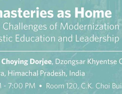 Monasteries as Home: Facing Challenges of Modernization in Tibetan Monastic Education and Leadership