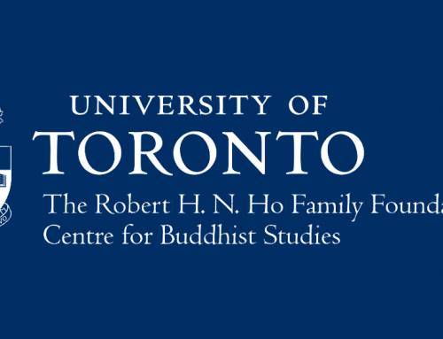 University of Toronto: New Online Certificate in Buddhist Studies Program