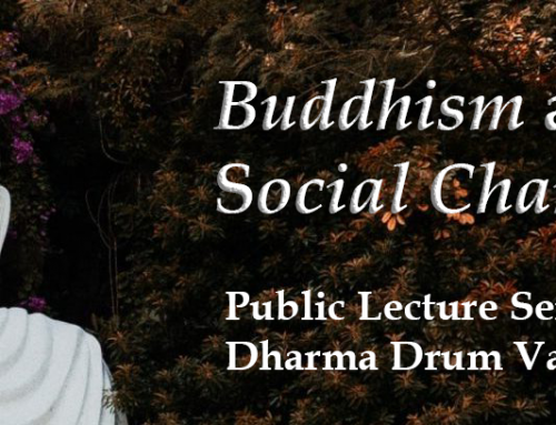 Workshop: Buddhism and Social Change